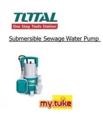 TOTAL Submersible Sewage Water Pump