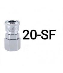 Air coupler NICEMAN 20SF Hose 5/16''