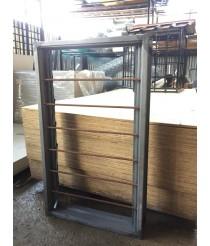 Window frame steel nako